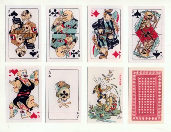 фото советских игральных картах