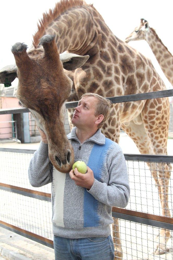 Директор парка львов «Тайган» Олег Зубков. Фото предоставлены парком «Тайган»